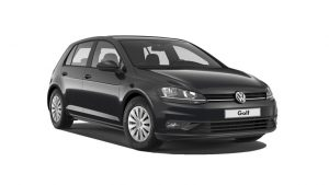 VW-golf lease
