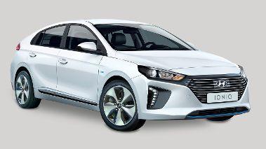 Hyundai Loniq Hybrid ANWB