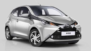 Toyota Aygo ANWB