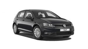 VW-golf lease